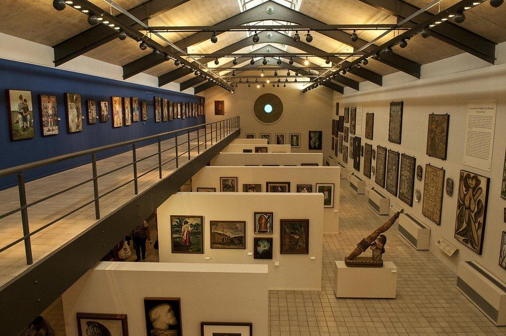 Oficina Cerâmica Academia Francisco Brennand