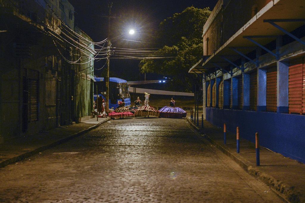 Noite dos Tambores Silenciosos - Recife 2015