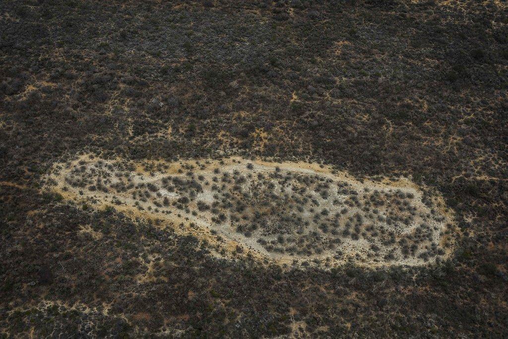 Açude Seco em Floresta dos Navios PE