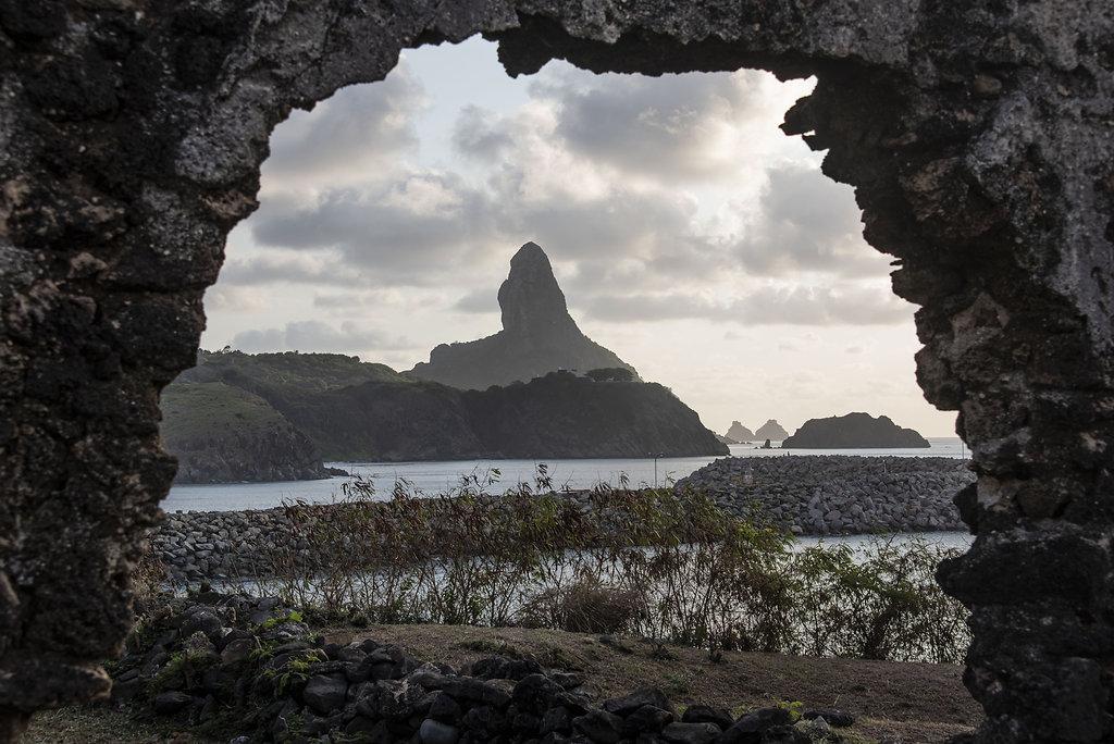 Forte de Santo Antonio e Morro do Pico